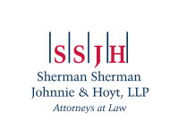Logo of Sherman Sherman Johnnie and Hoyt LLP, sponsor of the Heritage Awards at the Willamette Heritage Center