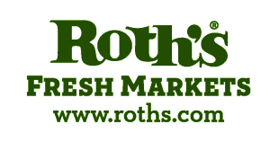 Roth's Fresh Market Logo 2013 - GREEN