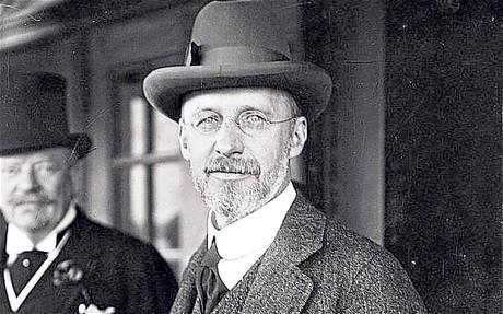 Sir Cecil Spring-Rice, the very popular British Ambassador at Washington