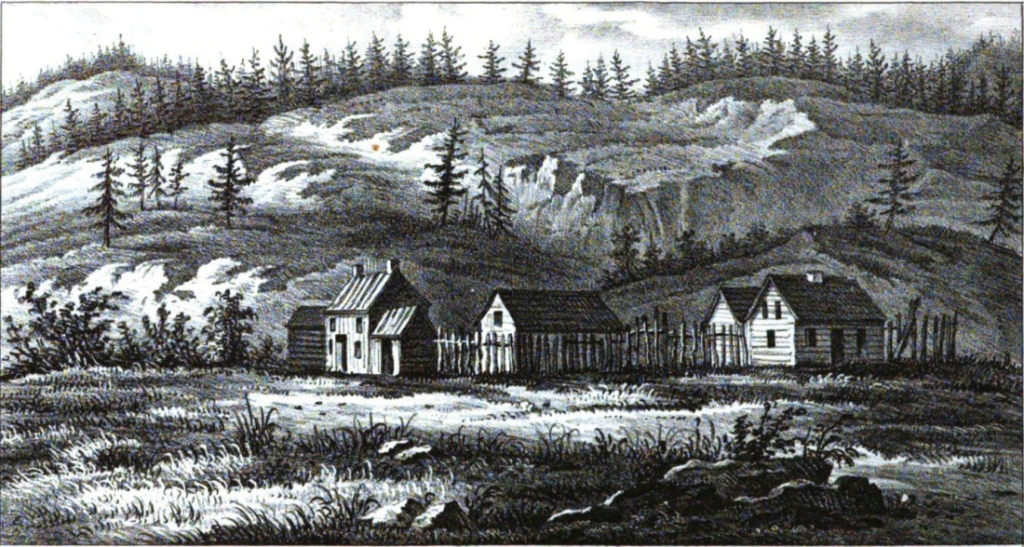 Wascopam Mission - The Dalles, Oregon