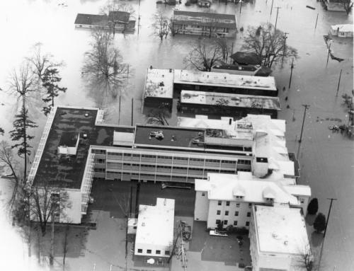 Christmas Flood Evacuation of Salem Memorial Hospital