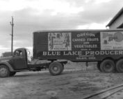 Blue Lake Producers Truck Photo Credit:  PCHS – Bill Lucas Collection