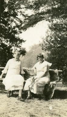 Amy & Jessie Martin
