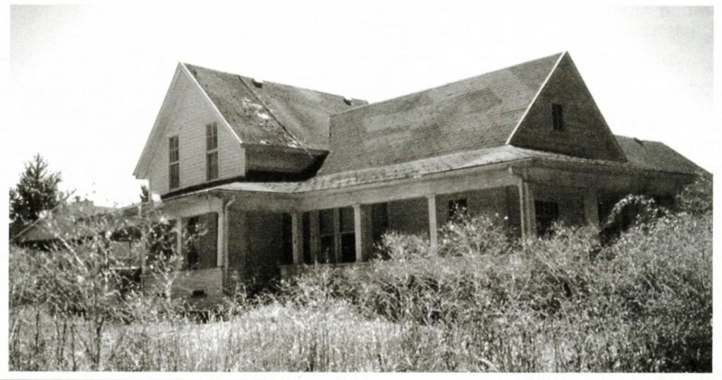 Delaney House – Turner, Oregon. Photo courtesy of Historic Marion 42, No. 2