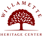 Willamette Heritage Center Retina Logo