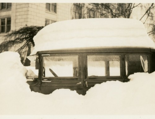 Year of the Big Snow in Salem was 1937