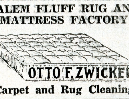The Zwicker Family and the Fluff Rug Industry