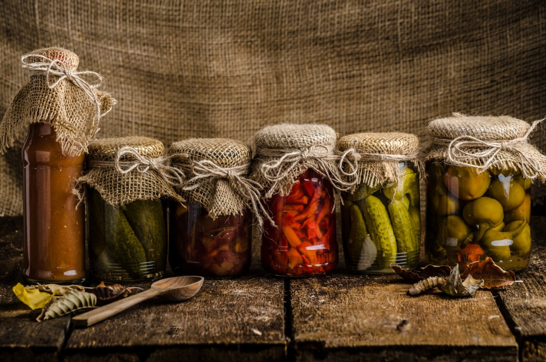 Urban Homesteaders: The Art of Pickling @ Willamette Heritage Center | Salem | Oregon | United States