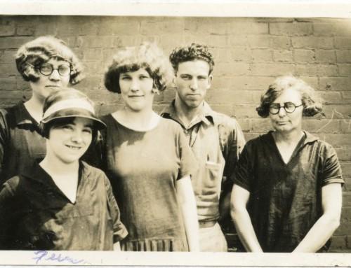 Dora Lehman Barnes – Oral History & Teenagers