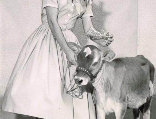 Mickye Bressler – Jersey Cattle Club Queen