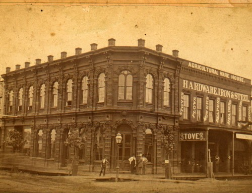 1876 Election Scandal Money Leads to Ladd & Bush Bank