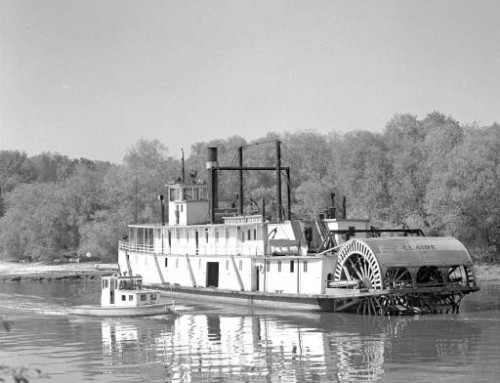 Steamboat Claire – the ship that came in for the Fergus family