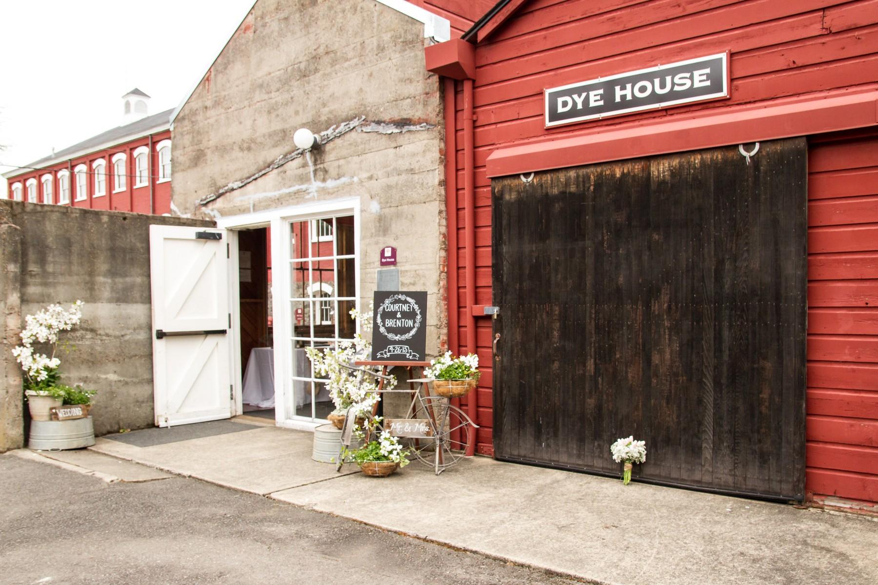 The Dye House Willamette Heritage Center