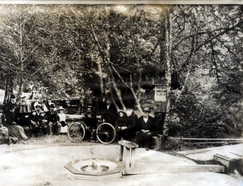 Wolfer's Mineral Springs, Hubbard, Oregon