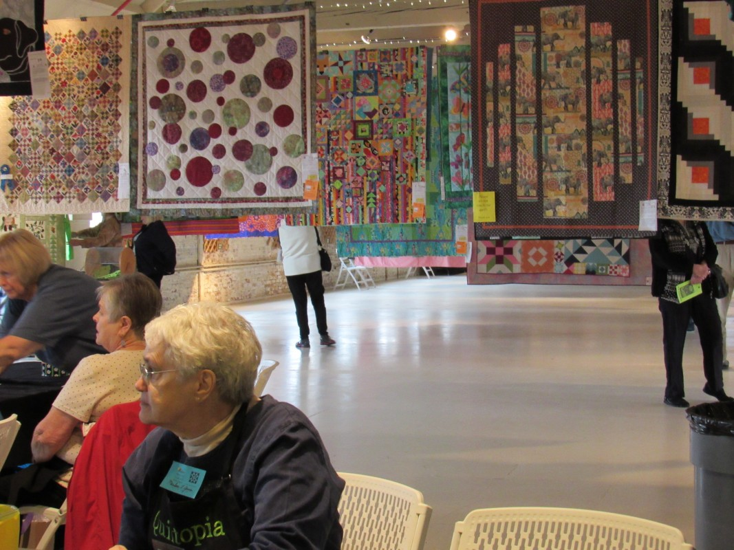 Quiltopia 2018 @ Willamette Heritage Center | Salem | Oregon | United States
