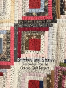 Exhibit:  Stitches & Stories @ Willamette Heritage Center