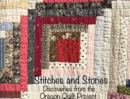 Stitches and Stories