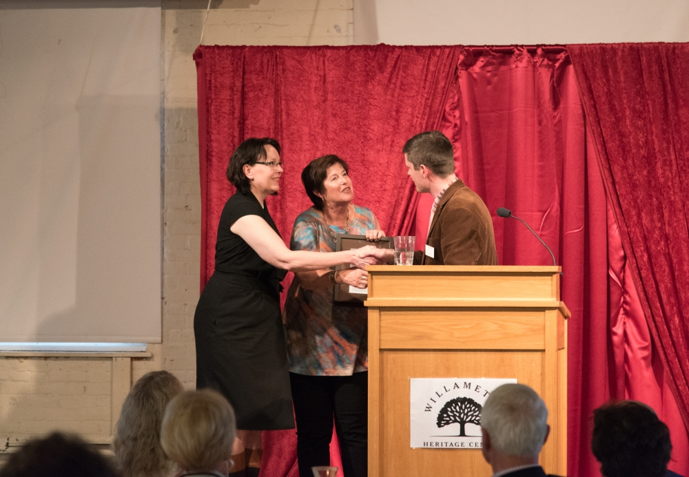 Pentacle Theatre wins the Heritage Enterprise Award